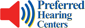 Preferred Hearing Centers header logo