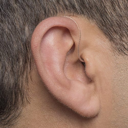 Receiver-In-The-Ear (RIC)